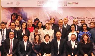 4ª Conferencia Nacional de Procuradoras y Procuradores de Protección de Niñas, Niños y Adolescentes.