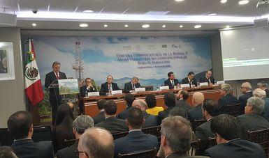 ASEA participa en la presentación de Ronda Tres