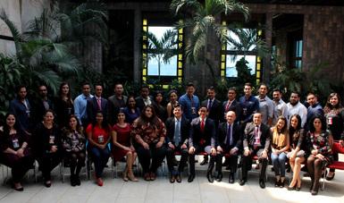 """Inaugura Imjuve """"Primera Reunión de Coordinadores de Poder Joven Radio y Televisión"""""""