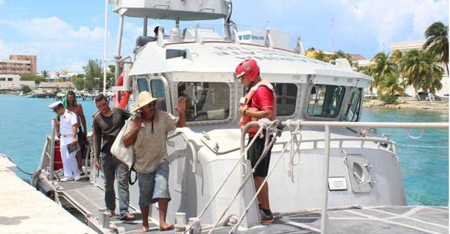 Rescate de la Armada de México