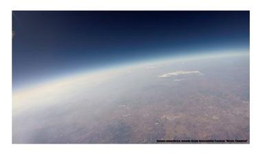 Exitoso lanzamiento a la estratósfera de primer nanosatélite queretano de la UNAQ, fortalece la materia espacial del país: Mendieta