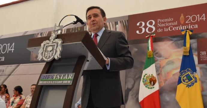 Secretario de Economía, Ildefonso Guajardo Villarreal
