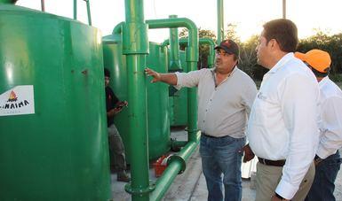 Equipa CONAFOR a exportadora de carbón en Quintana Roo
