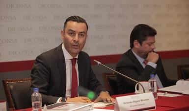 Compromete director general de Diconsa infraestructura y logística para generar mayor impacto social