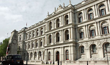 FCO Foreign Office en King Charles Street