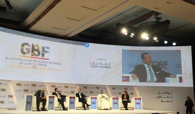 México fortalece lazos comerciales en Emiratos Árabes Unidos