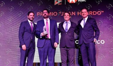 Asociación Mexicana de Franquicias premia a ProMéxico por apoyar a empresas en internacionalización