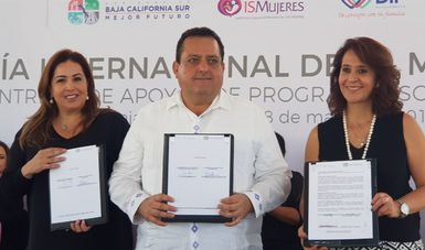 La Titular del Indesol, Leticia Montemayor Medina,  ratificó el compromiso de seguir impulsando trabajo conjunto con las OSC para alcanzar la igualdad y equidad de género en todo el país