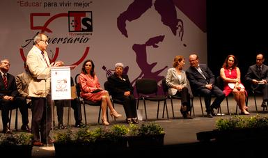 Mensaje del secretario de Educación Pública, Otto Granados Roldán