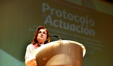 En materia de trasplante de órganos se cerrará el paso a la corrupción y se fomentará la integridad: Arely Gómez