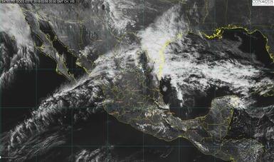 En las próximas horas se prevén vientos fuertes en Coahuila, Chihuahua y Durango debido a una inestabilidad atmosférica.