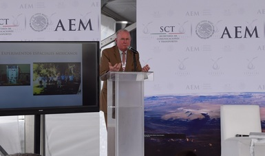 Colaboran AEM y Secretaría de Economía en normas para impulsar el sector industrial de los nanosatélites en México
