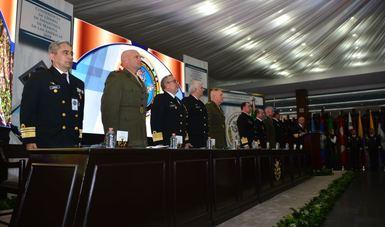 """Líderes de Infantería de Marina de las Américas"""