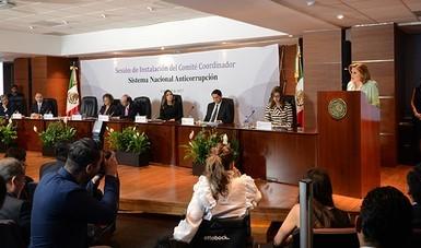 Comité Coordinador del Sistema Nacional Anticorrupción