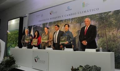 Concluyen CONAFOR y Banco Mundial Proyecto Bosques y Cambio Climático