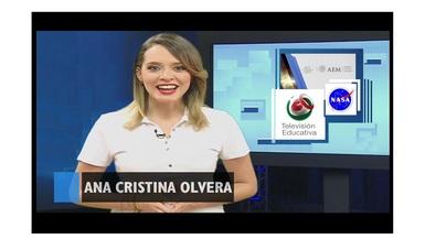 """Cápsula Educativa NASA-SEP-AEM """"Espacio a Tierra"""" amplía sus transmisiones a canal zoom de Colombia"""