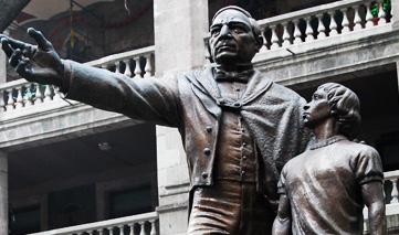 """El Secretario de Educación Pública felicitó a los más de 6 mil graduados del CONALEP, institución que con sus 39 planteles en el Estado de México """"son el centro con mayor matrícula del país"""""""