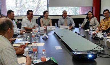 Reunión con incubadoras nayaritas para que formen parte de las Convocatorias PRONAFIM