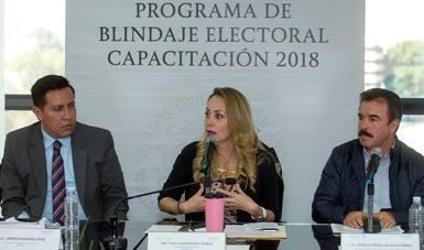Programa de Blindaje  Electoral 2018