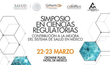 Se realizará el simposio sobre Ciencias Regulatorias