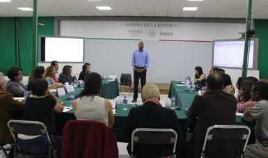 Las y los activistas conocieron la propuesta de mecanismos de participación para la implementación de la Agenda 2030
