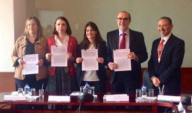 Firman CONAPRED y SRE convenio para protección y garantía del derecho a la igualdad y la no discriminación