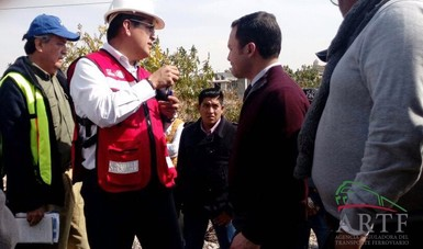 Comisión Investigadora ARTF Accidente Ferroviario Ecatepec