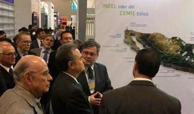 El encuentro de negocios más importante del sector de energía eólica a nivel internacional en nuestro país.