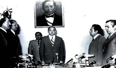 Sesión de instalación del Consejo Nacional de Población