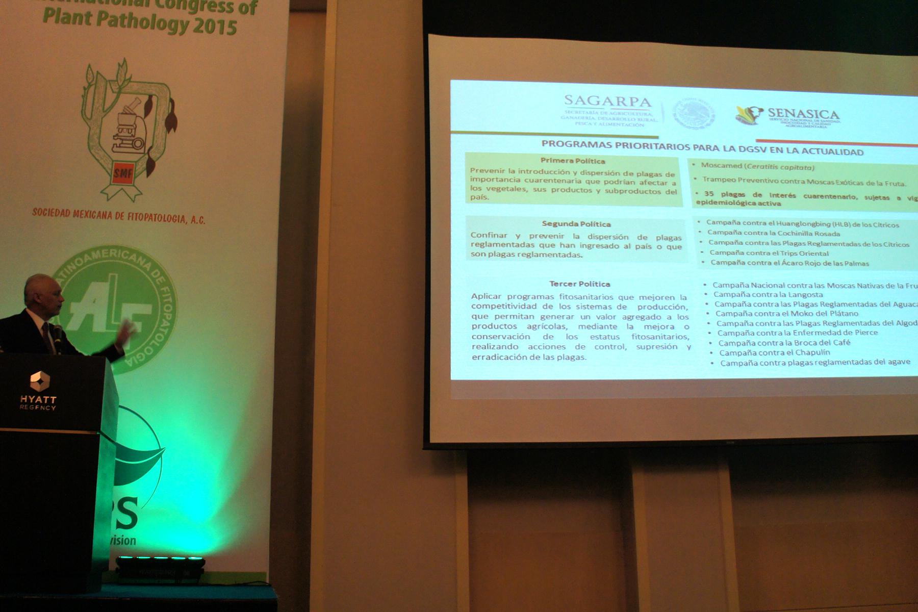 Reconoce SAGARPA trabajo de fitopatólogos en el resguardo de la producción agrícola nacional