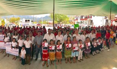 Continúa Conafe las acciones de fortalecimiento educativo
