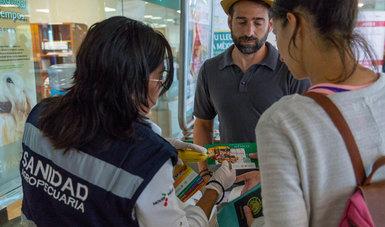 A su ingreso a México, los turistas deben declarar los artículos de origen animal o vegetal que traen en su equipaje, tales como alimentos, trofeos de caza, artesanías elaboradas con productos naturales.