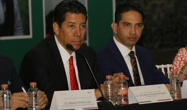 Realiza Imjuve Séptima Sesión Ordinaria Del Comité De Seguimiento Al Projuventud