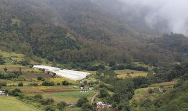 Conservará CONAFOR mil 665 hectáreas en la región Izta-Popo