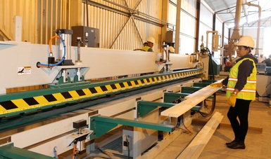 Invierten 15.7 mdp para dos industrias en Durango