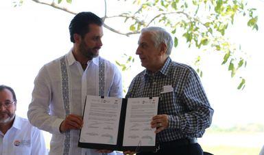 """La CONANP propondrá al humedal """"Manglares Interiores de Tenosique"""" como sitio Ramsar"""
