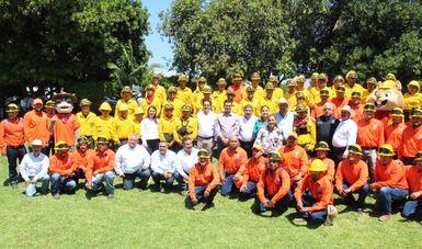 Entrega CONAFOR 1.3 mdp al sector forestal de Nayarit