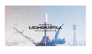 AEM Presente en la Semana de la Cosmonáutica