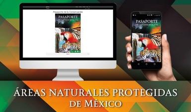 Adquiérelo por medio del APP ¨Pasaporte de la Conservación¨ (App Store/Google Play) o en https://www.gob.mx/conanp