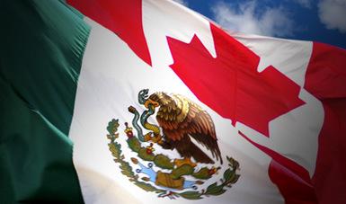México y Canadá evalúan el proceso de modernización del TLCAN