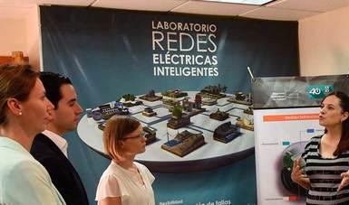 Se mostraron las capacidades tecnológicas de las instituciones con el propósito de detectar temas para realizar proyectos de colaboración.