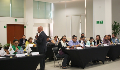 La Comisión Nacional de Protección Social en Salud (CNPSS), en coordinación con la Secretaría de la Función Pública (SFP), llevó a cabo la Reunión de Trabajo con personal de Contraloría Social del Seguro Popular de las 32 Entidades Federativas.