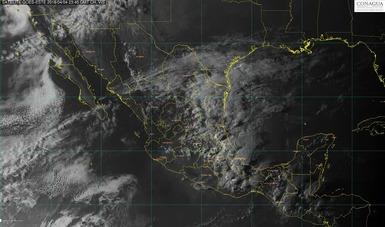 Temperaturas máximas de 40 a 45 grados Celsius se pronostican para zonas de Sinaloa, Nayarit, Jalisco, Michoacán y Guerrero.