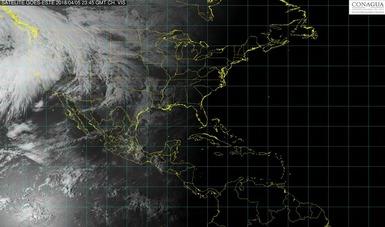 Vientos fuertes con rachas mayores a 50 km/h y posibles tolvaneras se prevén en Coahuila, Nuevo León y Tamaulipas.