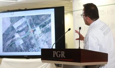 Presentación del informe preliminar de los hechos ocurridos los días 24 y 25 de marzo pasados en Nuevo Laredo, Tamps.