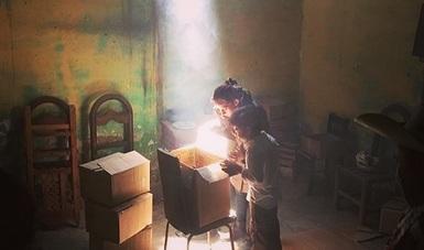 Filmado en Guerrero