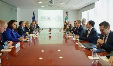 SENER y Gobierno de Utah inician cooperación energética