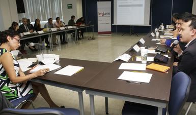 Se Reúne Grupo De Trabajo Para La Construcción De Indicadores Sobre Juventud