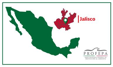 PROFEPA realizó, de 2013 a la fecha, 943 visitas de inspección y verificación a empresas de competencia federal ubicadas en 37 municipios que forman parte de la Cuenca de los ríos Lerma y Santiago, en el estado de Jalisco.