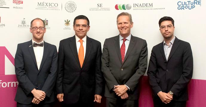 IN:MX los gobiernos de México y Reino Unido invitan a jóvenes emprendedores para desarrollar soluciones digitales a retos que enfrenta la sociedad mexicana
